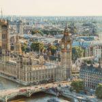 UK London city view