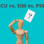 JCU Singapore vs SIM vs PSB Academy