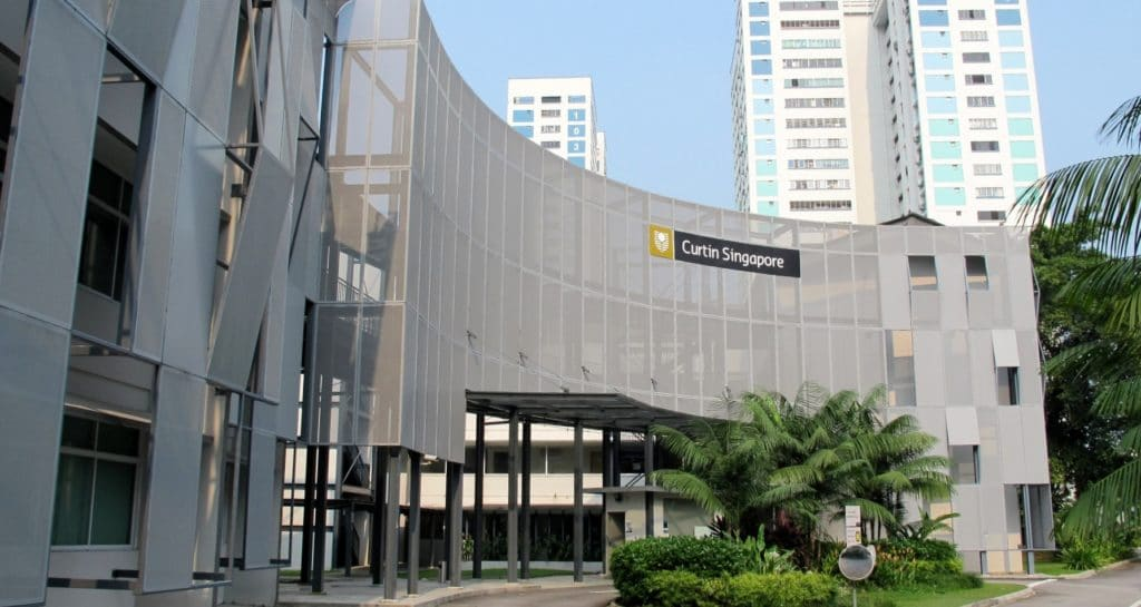 Curtin Singapore Front